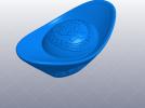 金元宝 3D模型 图1