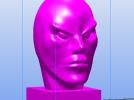 妖怪 3D模型 图1