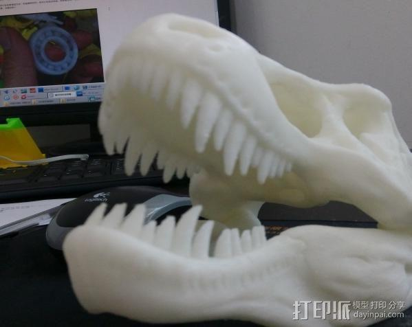 3d打印 远古生物入侵 3D模型  图1