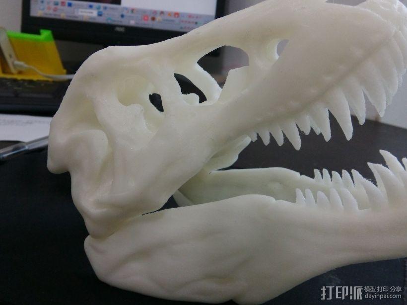 3d打印 远古生物入侵 3D模型  图3