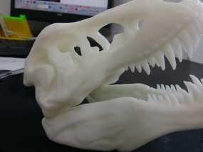3d打印 远古生物入侵 3D模型
