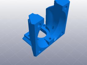 K800非标打印件 3D模型