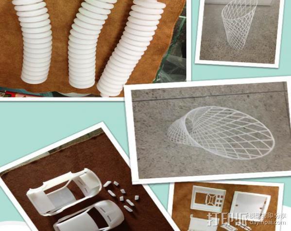 新星3D打印 3D模型  图2