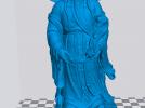 福禄寿 3D模型 图2