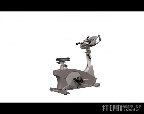 健身器材3 3D模型  图1