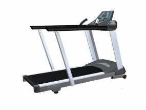 健身器材4 3D模型