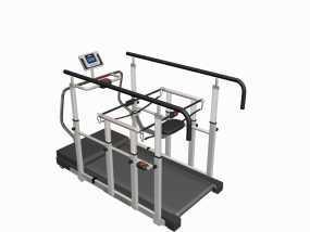 健身器材5 3D模型