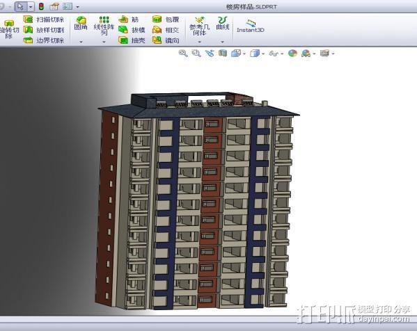 简单的东西 3D模型  图1