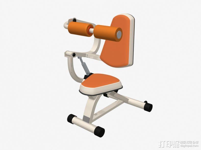 健身器材13 3D模型  图1