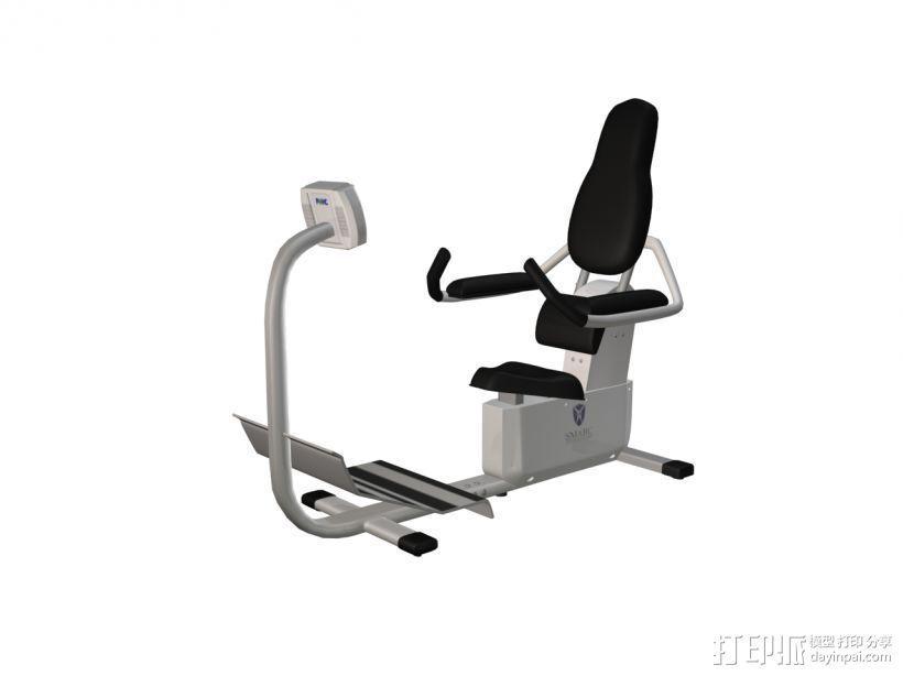 健身2 3D模型  图1