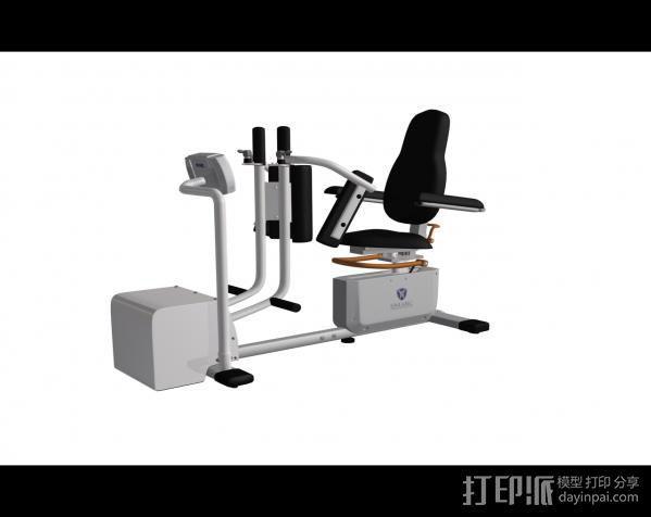 健身6 3D模型  图1