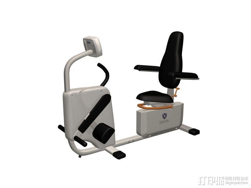 健身7 3D模型  图1