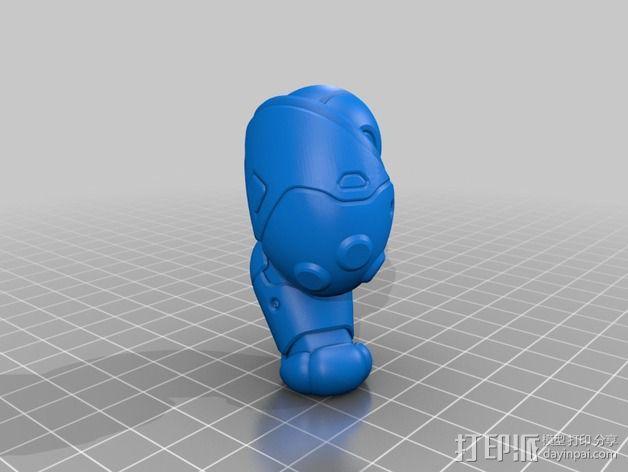 机器猫  3D模型  图6