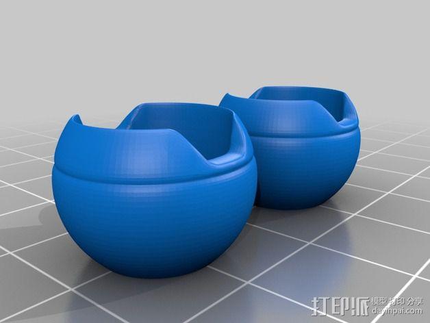 机器猫  3D模型  图2