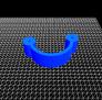 橡筋枪 3D模型 图3