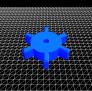 橡筋枪 3D模型 图8