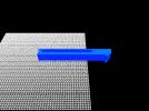 皮筋枪 3D模型 图2
