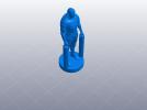 复仇者联盟 美国队长 罗杰斯  3D模型 图2