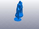 复仇者联盟 雷神 托尔 3D模型 图2