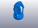 复仇者联盟 钢铁侠 反浩克机甲 3D模型 图2
