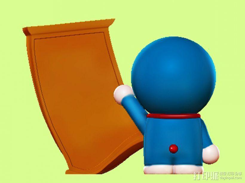 神奇的哆啦A梦 3D模型  图3