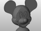 米老鼠 3D模型 图1