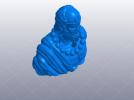 黑暗西游记系列之沙悟净 3D模型 图3