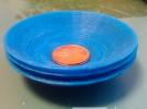 小盘子 3D模型 图1