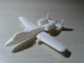 飞机 3D模型