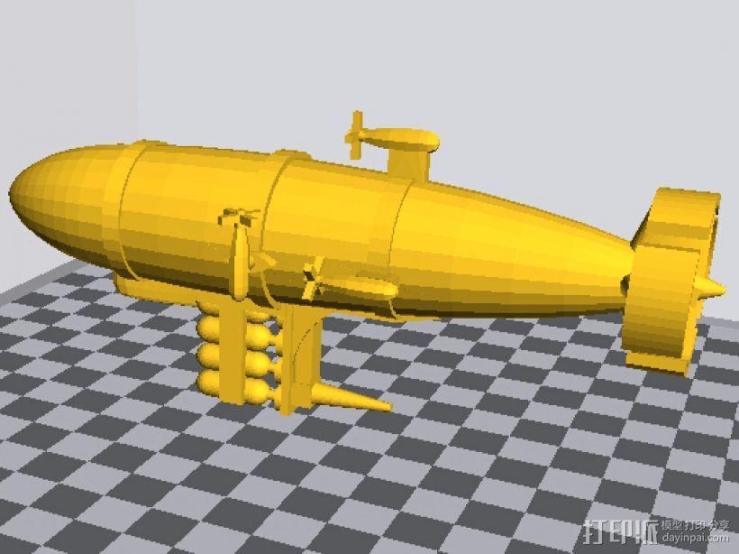 基洛夫(转) 3D模型  图1