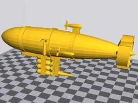基洛夫(转) 3D模型