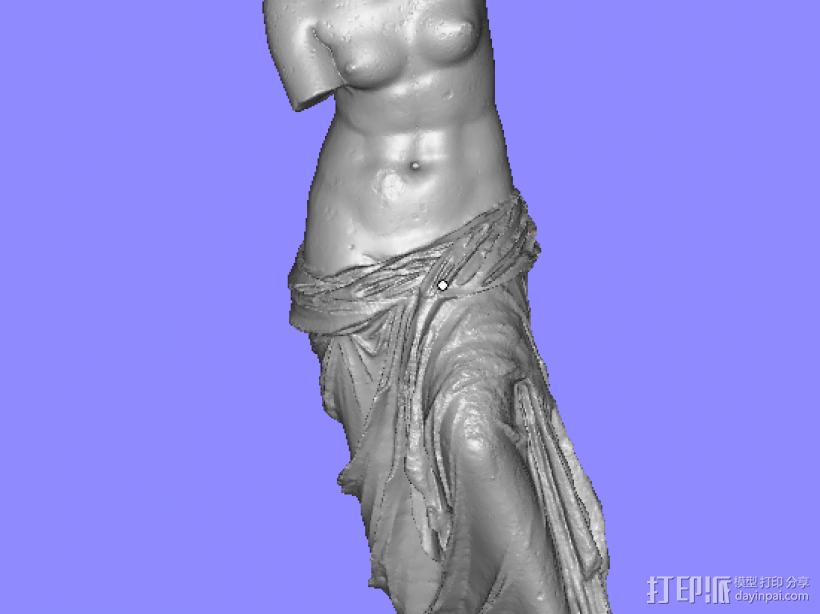爱与美 3D模型  图1