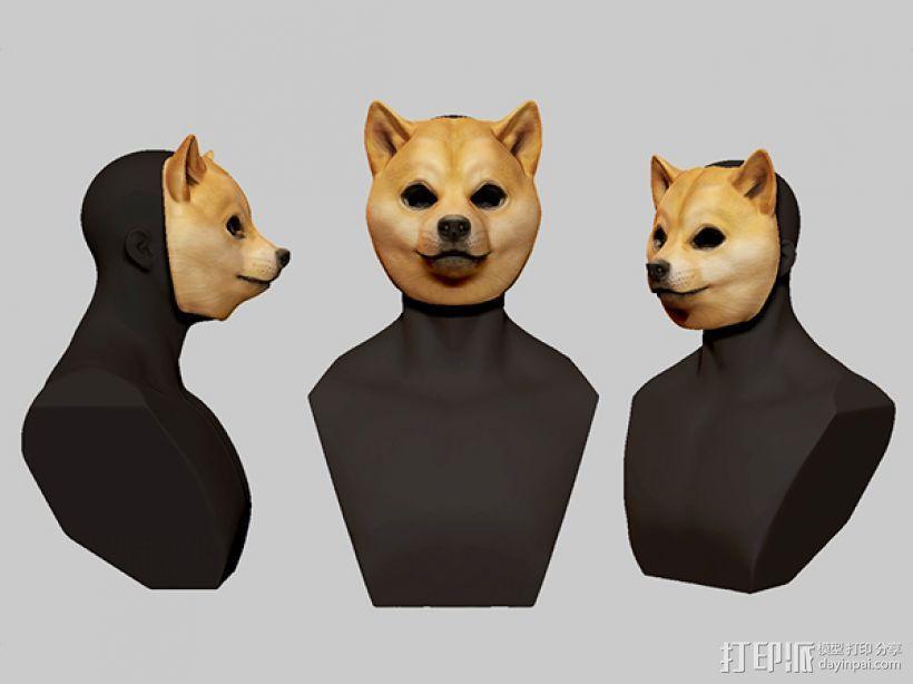神烦狗DOGE模型 3D模型  图2