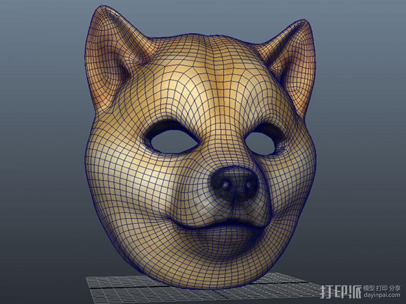 神烦狗DOGE模型 3D模型  图3
