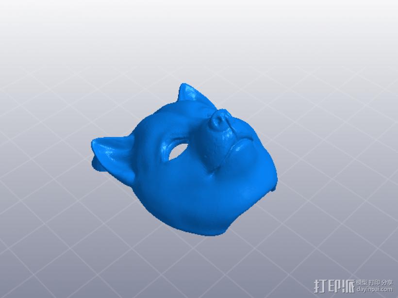 神烦狗DOGE模型 3D模型  图4