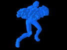巨人——擎天柱 3D模型 图1