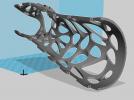 骨折护壁 3D模型 图3