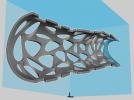 骨折护壁 3D模型 图2