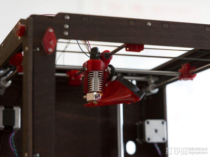 E3D Integrated Printhead 3D模型  图1