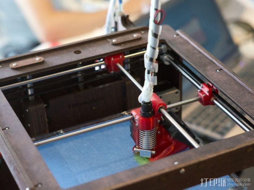 E3D Integrated Printhead 3D模型  图3