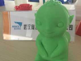 《捉妖记》小妖王胡巴 3D模型