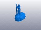 大圣归来之大圣+如来佛底座 3D模型 图6