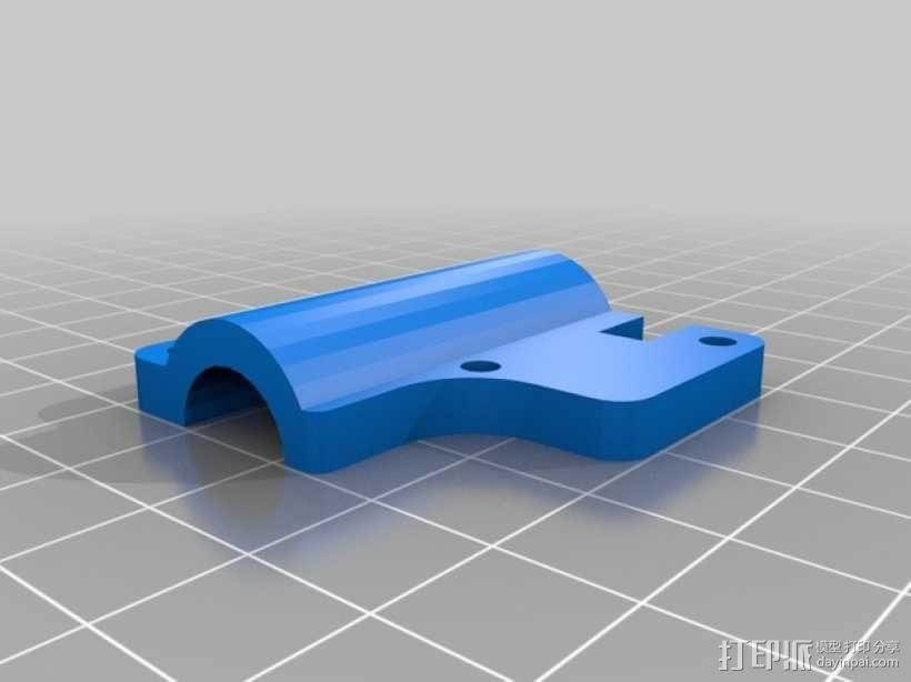 鲍登 Ultimaker2 打印头 3D模型  图12