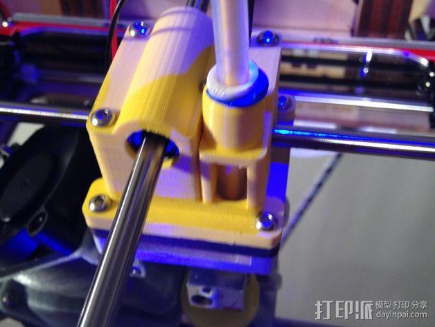 鲍登 Ultimaker2 打印头 3D模型  图6