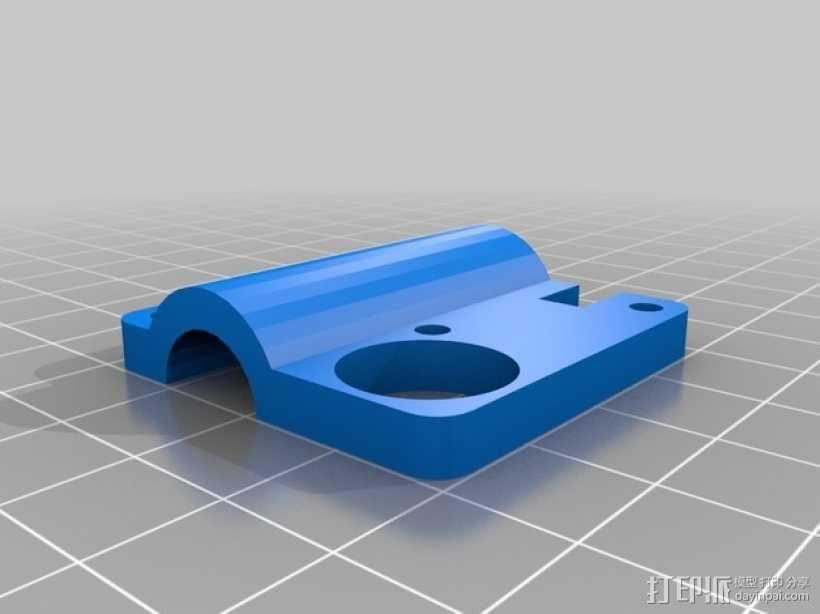 鲍登 Ultimaker2 打印头 3D模型  图11