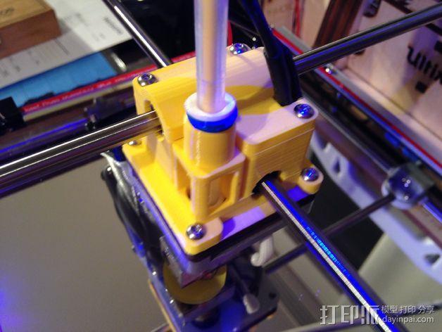 鲍登 Ultimaker2 打印头 3D模型  图8