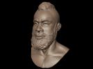 哈登 3D模型 图2