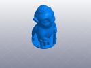 捉妖记之胡巴 3D模型 图4