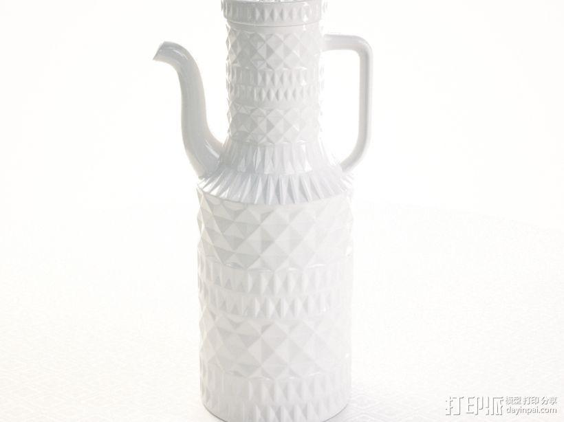 容器 壶 3D模型  图1