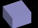 长方块 3D模型 图1